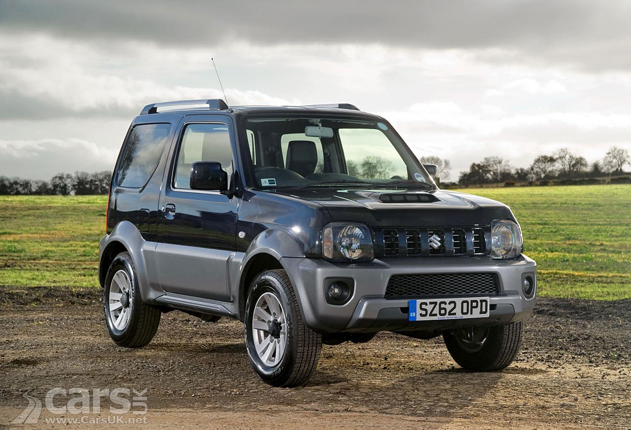 photos of 2013 suzuki jimny facelift. Black Bedroom Furniture Sets. Home Design Ideas