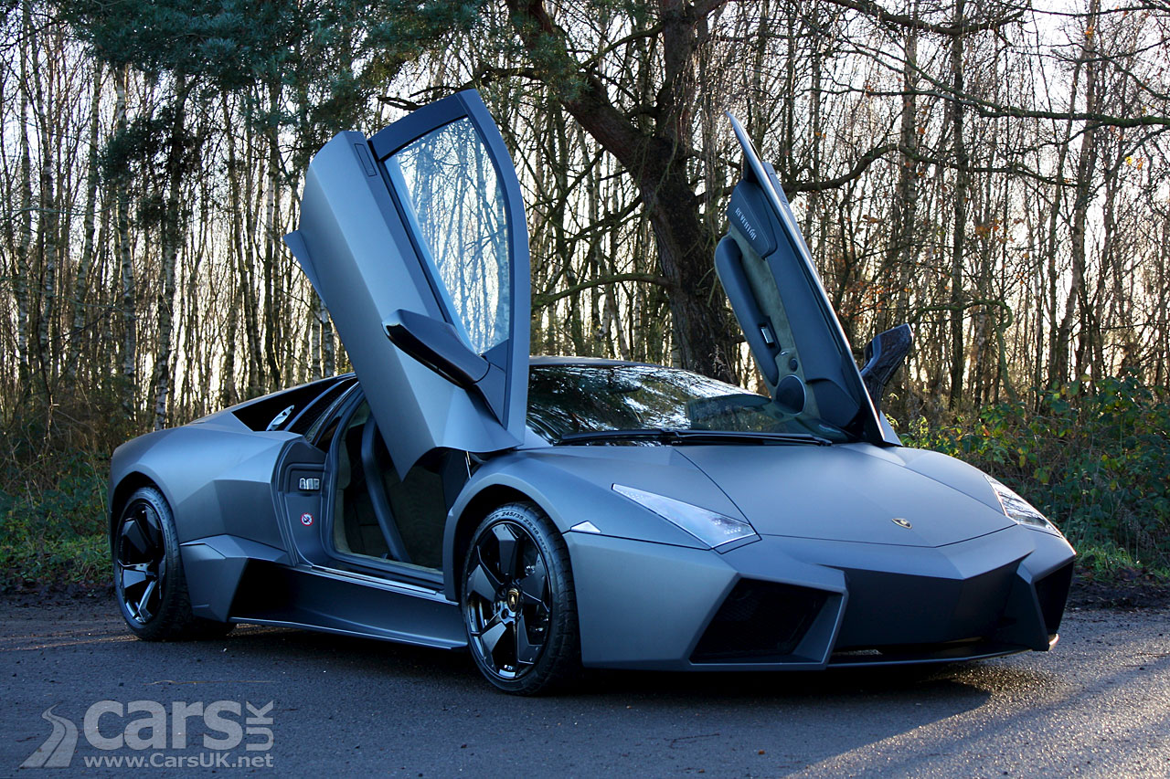 Lamborghini Reventon Uk Photo Gallery Cars